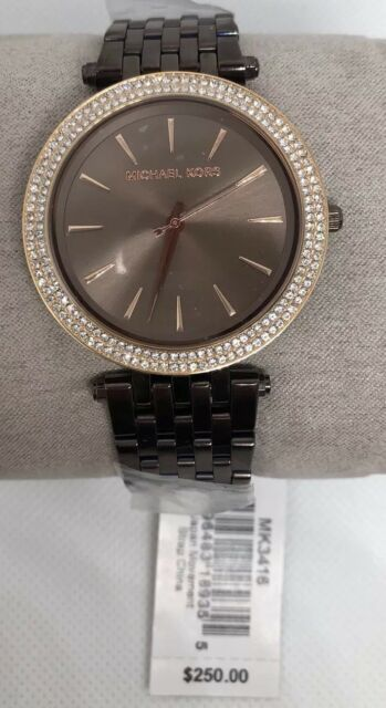 26b10141fad0 MICHAEL KORS MK3416 Darci Sable Color Dial Ladies Wrist Watch