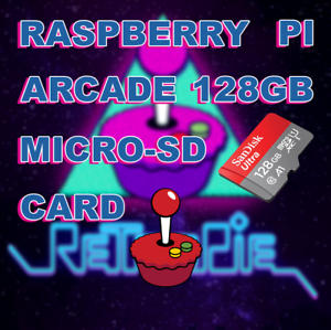Retropie-Arcade-per-Raspberry-Pi-3-B-B-SANDISK-ULTRA-128GB-MICRO-SD-CARD