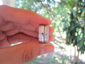 .81 Carat Diamond White Gold Wedding Ring 14k codeWR09 sepvergara