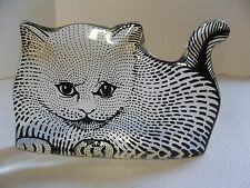 VTG Abraham Palatnik Lucite Acrylic Feline Cat Kitten Sculpture Figurine 2202