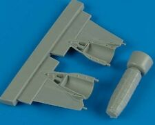 Quickboost 32105 1/32 MiG23 Flogger Brake Chute for Trumpeter