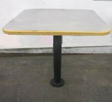 Restaurant Equipment 24 X 21 Table Stainless Top Bar Height Patio Base