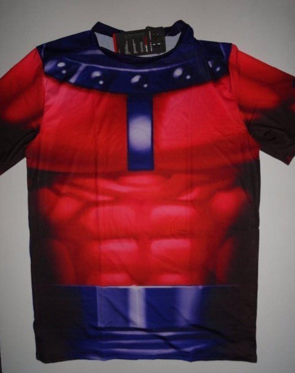 NWT Under Armour X-Uomo X-Uomo Armour Magneto Uomo's 3XL XXXL Compression Alter Ego T-shirt 571bfc