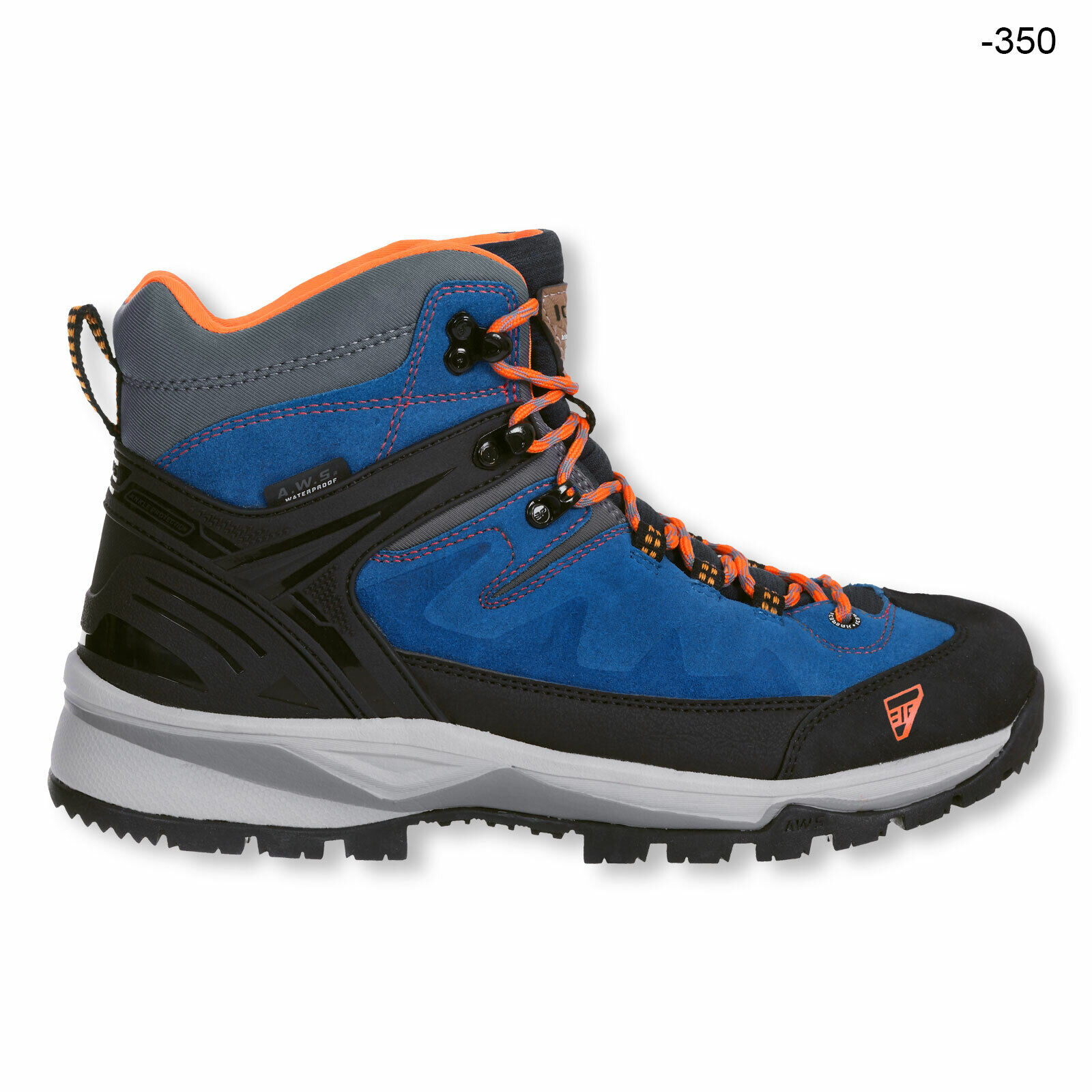 Icepeak Herren Trekking Outdoor Schuhe Wanderschuhe Wanderschuhe Wanderschuhe Wynne MR Waterproof Farbwahl 473e82