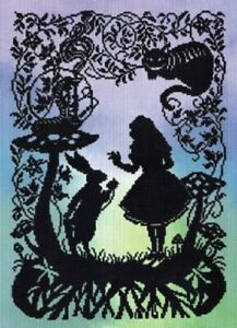 Alice-in-Wonderland-Bothy-Threads-Cross-Stitch-Kit-New
