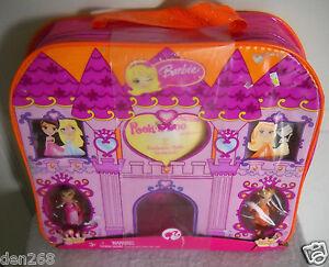 8821 Nib Mattel Barbie Peek A Boo Petites Playset 2 Dolls 40