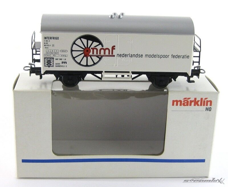 Märklin 92736 4415 H0 SoMo nmf nederlandse modelspoor federatie OVP X00001-07590  | Hochwertige Materialien