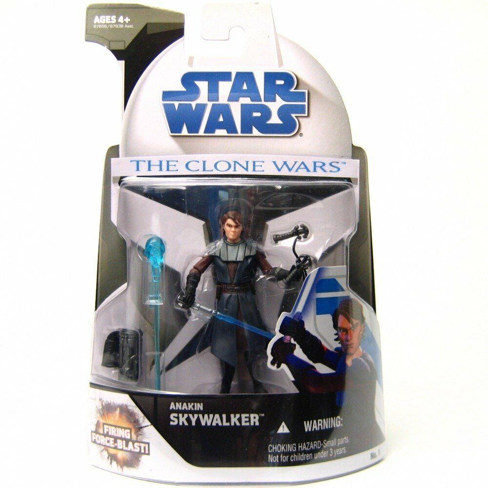 entrega rápida Estrella Estrella Estrella Wars The Clone Wars Anakin Skywalker Figura De Acción  Felices compras