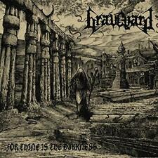 GRAVEYARD (SPAIN) - For Thine Is The Darkness CD NEU