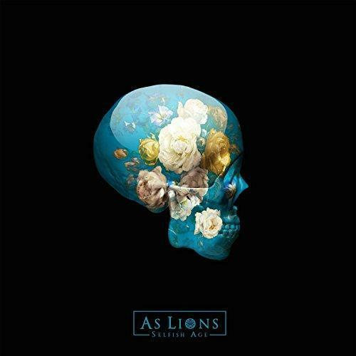 As Lions - Selfish Age (NEW CD)