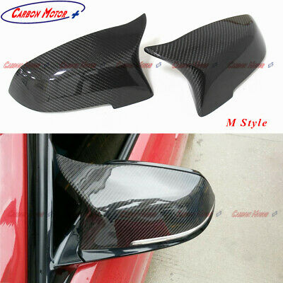 2010-2013 For BMW 5 6 7 Series F10 F01 F12 F13 F06 F07 Carbon Fiber Mirror Cover