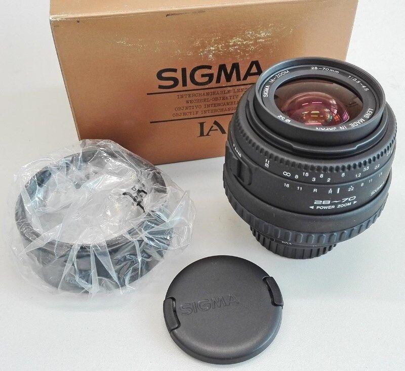 Sigma 28-70 for Pentax Cameras