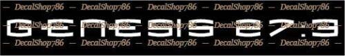 Go Hunting Vinyl Die-Cut Peel N/' Stick Decals GENESIS 27:3 Bible Verse