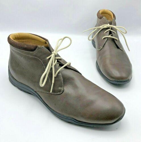 C12868 Chaussure Avec Haan Lacets À Cole Bottes Marron Chukka Pour Et Lacets bvfgY6y7