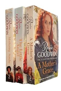 Rosie-Goodwin-3-Books-Days-of-the-Week-Series-Little-Angel-Mothering-Sunday-New