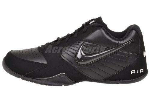 New Nike Air Baseline Low Men's Basketball shoes Black 386240 386240 386240 001 664924
