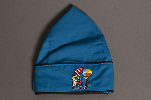 Freundschaftlich Bandana Kopftuch Piratentuch Papagei Globi Blau Unigröße Eine GroßE Auswahl An Modellen Baby