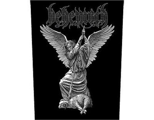 BEHEMOTH heretica - 2013 - GIANT BACK PATCH - 36 x 29 cms