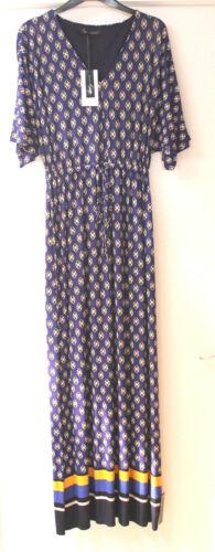 Ladies M/&S Twiggy Size 6 Maxi Dress RRP £55