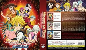 ANIME-DVD-Nanatsu-No-Taizai-Season-1-2-1-53End-2OVA-Eng-sub-FREE-SHIPPING-SKU3