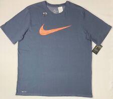 8d7b857c item 2 Men's Big and Tall Nike Dry Dri-Fit Athletic Cut Cotton Tee T-Shirt -Men's  Big and Tall Nike Dry Dri-Fit Athletic Cut Cotton Tee T-Shirt