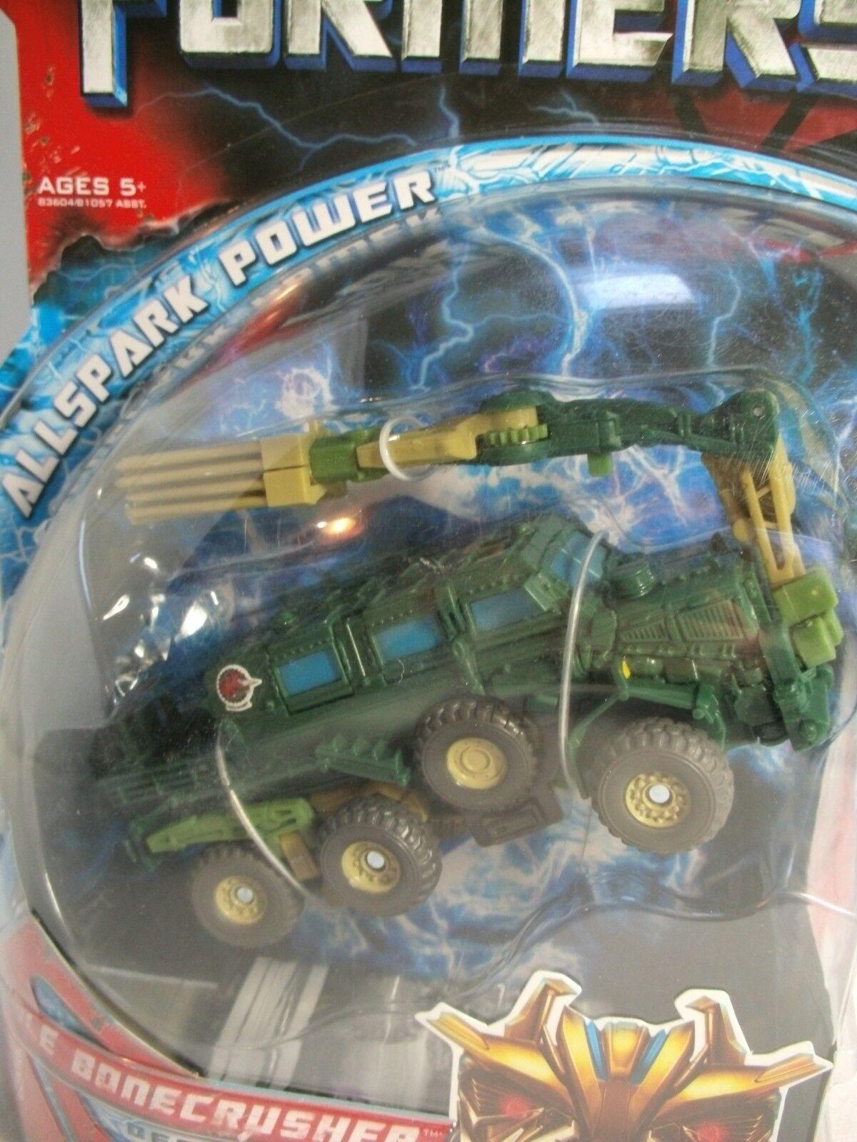 Transformers Movie Decepticon Decepticon Decepticon Jungle Bonecrusher Deluxe Class Action Figure ef5300