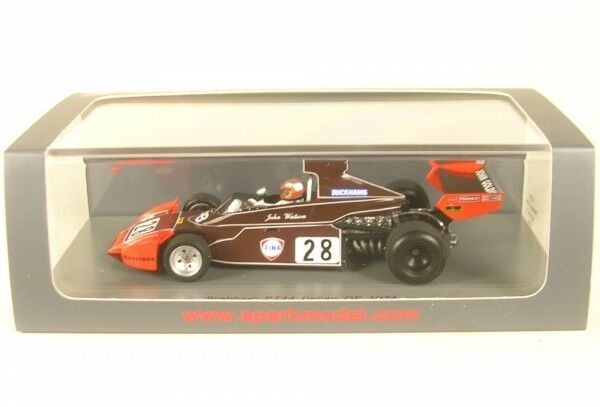 Brabham BT44 No.28 Italian GP Fórmula 1 1974 (John Watson)