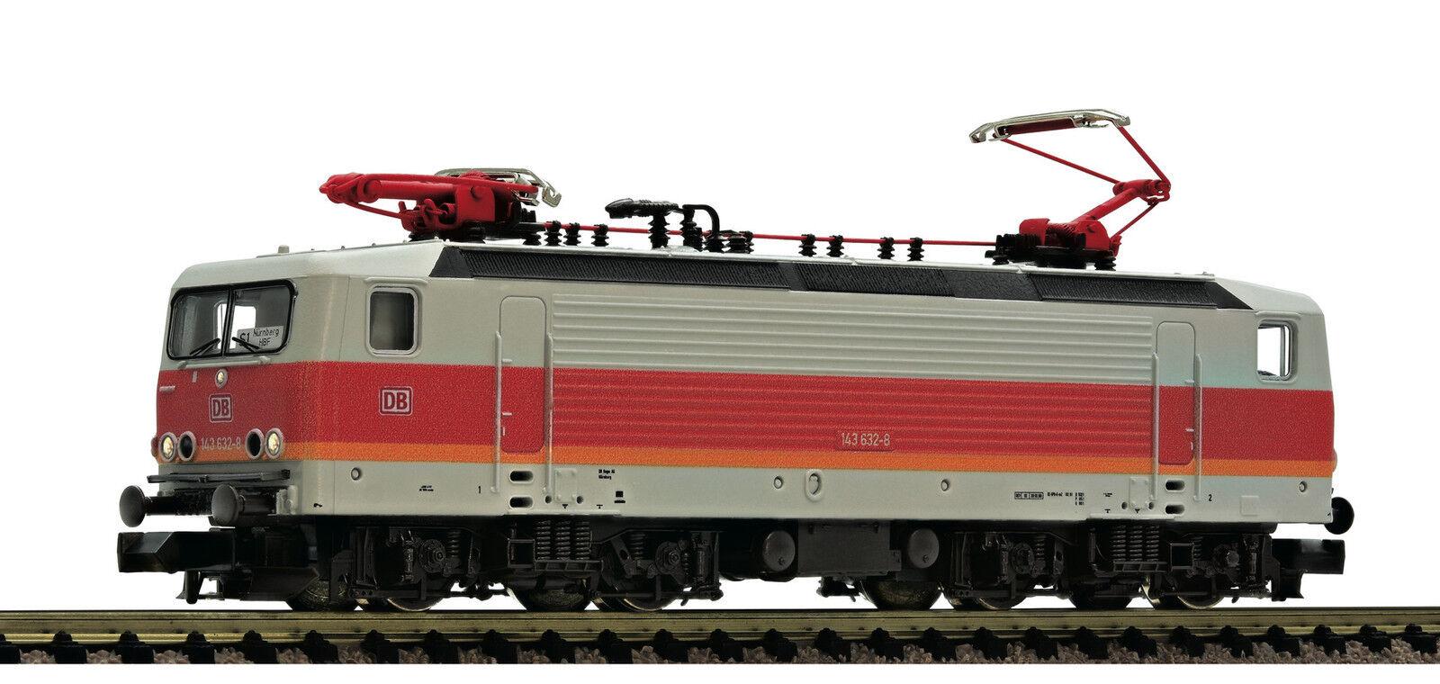 Fleischmann N 734505 Elektrolok BR 143 der DB AG S-Bahn NEU OVP