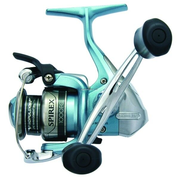 NEW  Shimano Spirex FG Spinning Reel Reel Spinning (6.2:1), Medium Light, 4 Pounds/14 SR1000FG fbf7e4