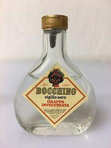 Raro-Mignon-Miniature-Bocchino-Sigillo-Nero-Grappa-Invecchiata-Canellese-30cc-42