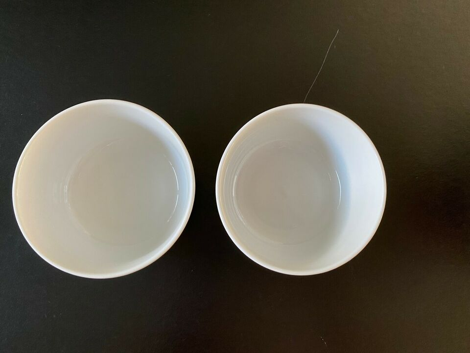 Porcelæn, Skål, Kähler Hammershøi
