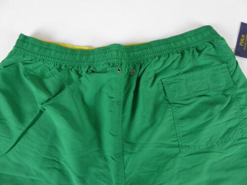 $69 w// Pony NWT Polo Ralph Lauren Hawaiian Boxer Swim Wear Trunks Shorts $59