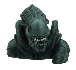 ALIENS-ALIEN-xenomorph-VINYL-8-INCH-BUST-BANK-DIAMOND-SELECT-NEW