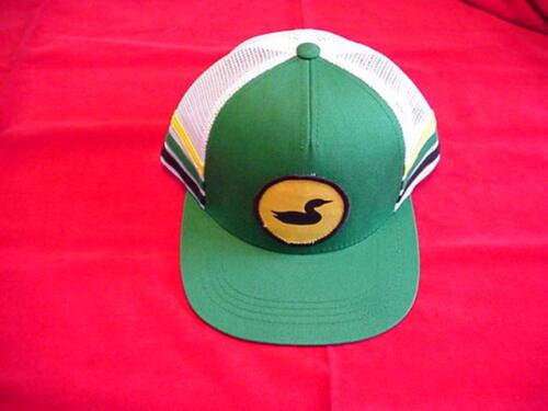 Loon classique Linéaire Logo Chapeau Vert Grande nouvelle