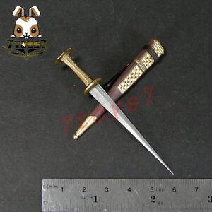 ACI Toys 1/6 24B Templar Knight Sub-field Marshal_Dagger+scabbard_Crusade AT080F
