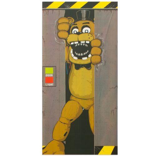 Five Nights at Freddy/'s Door Cover
