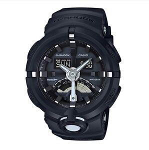 Casio G-Shock *GA500-1A Urban Sports Anadigi Black Resin COD PayPal