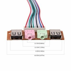 DIY-Dual-USB-2-0-Port-Audio-Jack-for-PC-Computer-Case-Front-Panel-Socket-Cable