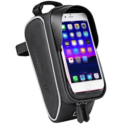Telefon Fahrradtasche Handy Lenkertasche Wasserdicht Zum Mountain Bike Lagerung