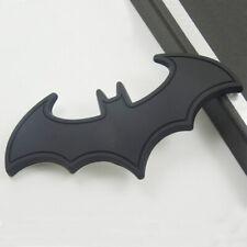 Chrome Metal Badge Emblem Batman 3d Car Tail Decal Logo Sticker Accessories1x