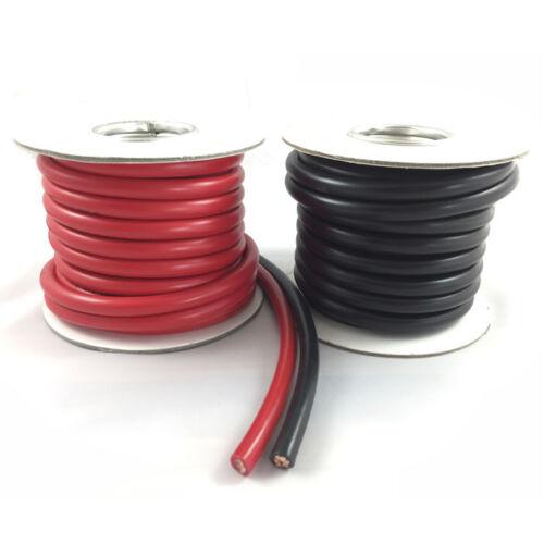 Inverter Starter Welding PVC Cable Wire Hi-Flex 300 Amp 40mm² Battery