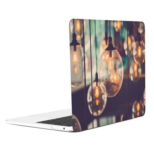 """Brilliant Light HardCase+Keyboard Skin for MacBook Pro 13/"""" Touch Bar A1989//A1706"""