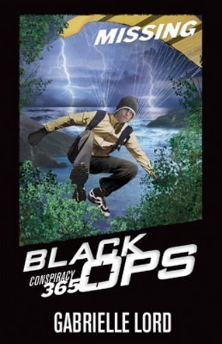 Black Ops Missing Conspiracy 365 By Gabrielle Lord 2014