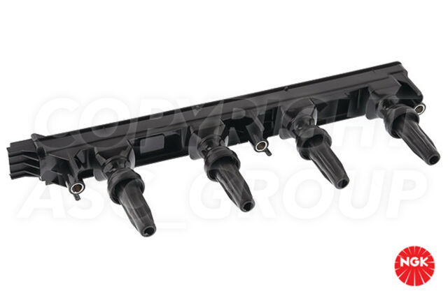 New NGK Ignition Coil For PEUGEOT 407 2.0 Berlina 2005-06
