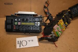 2007 2008 2009 chrysler aspen used fuse box stock #40-fb ... 2008 chrysler 300 fuse box #7