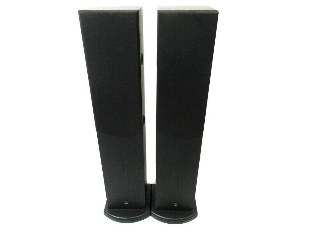 Royd Audio Doublet Floor Standing Speakers (Black Ash) Inc Warranty