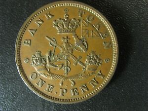 PC-6A2-One-Penny-1850-dot-token-Bank-of-Upper-Canada-Breton-719