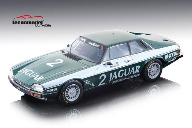 Jaguar Xjs  2 Winner 500 Km Donington 1984 W. Percy   C. Nicholson 1 18 Model
