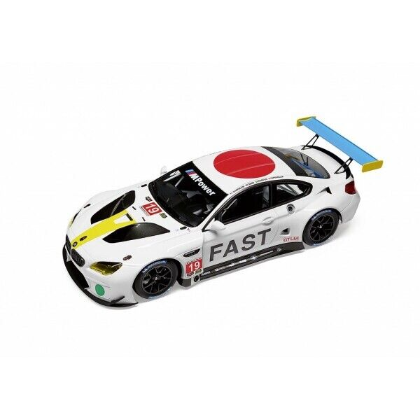 1 18 BMW M6 GTLM ART CAR KYOSHO John Baldessari
