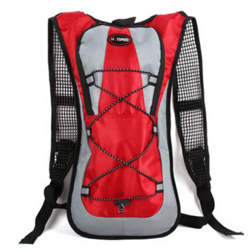 5L Riding Backpack Cycling Hydration Packs Water Bladder Bag Outdoor Sports